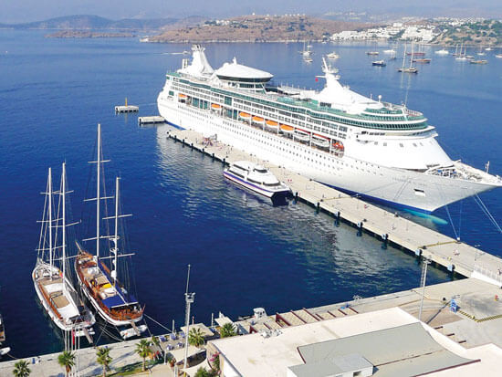 Bodrum Cruise Port