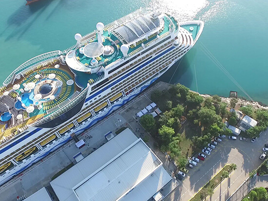 Antalya Cruise Port