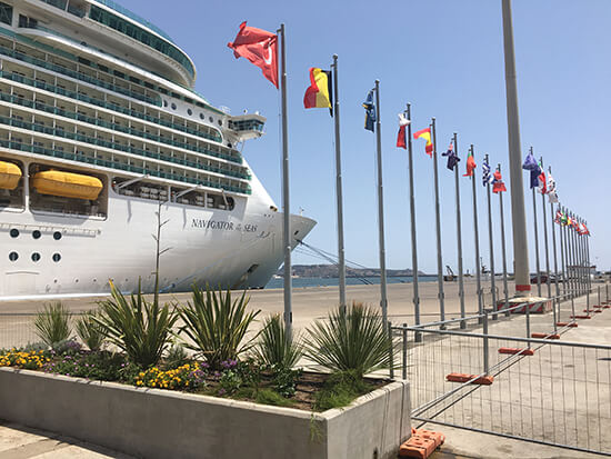 Cagliari Cruise Port
